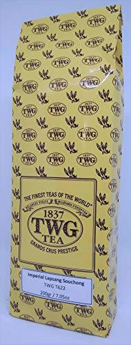 シンガポールの高級紅茶TWG (Imperial Lapsang Souchong) ラプサンスチョン - (200g バルクバッグ) [並行輸入品]