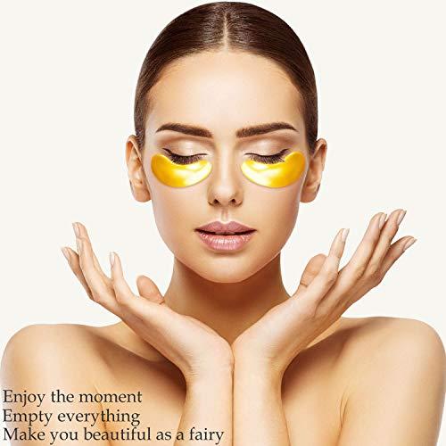 (65% OFF) 24K Gold Under Eye Mask $5.60 – Coupon Code