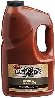 Cattlemen's Smoky Base BBQ Sauce, 1 gal