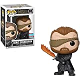 Funko Pop Television : Game of Thrones - Beric Dondarrion (2018 Fall Convention Exclusive) 3.75inch ...