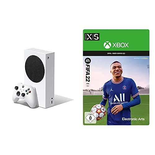Xbox Series S + FIFA 22 Standard Xbox Series X|S (Download Code)