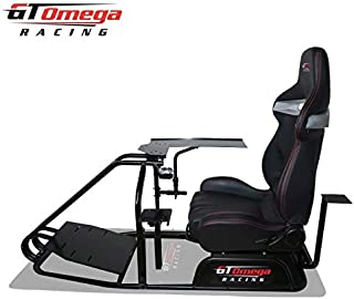 GT OMEGA PRO Racing Simulator Basic - RS9 SEAT