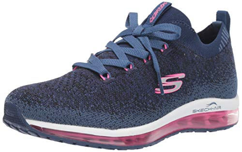Skechers Skech-Air Element-Prelude, Zapatillas para Mujer