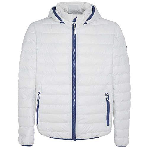 Pepe Jeans Daunenjacke für Herren, Weiß, Weiß Large