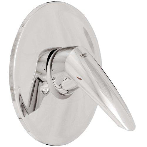 Grohe 19549001 Eurodisc Miscelatore Monocomando per Doccia Senza Corpo Incasso, Cromo