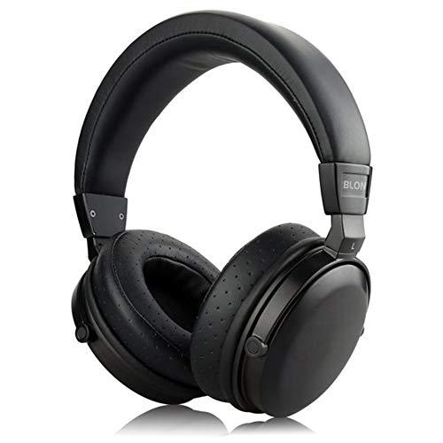 SZKQN Casque d'écoute, Casque Bluetooth, Casque à Son Surround, écouteurs de 3,5 mm à mémoire Douce avec Microphone, Un Excellent Casque pour Un Plaisir différent