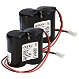 Batterie Set ABUS Security-Center für 2WAY-Funk-Außensirene 3V Panasonic Powerline ABUS FU2986 FU8220 FU8222 FUSG50000