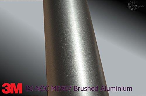 3M Di-Noc ME904 Brushed Aluminium 30cm x 122cm
