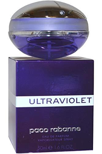 Paco Rabanne Paco rabanne ultraviolett - eau de parfum für frauen 50ml