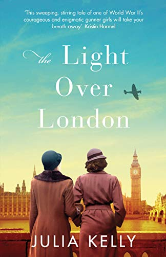 The Light Over London cover