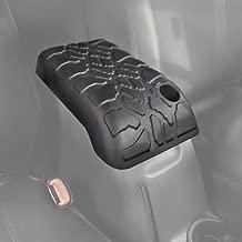 Boomerang Tire Tread Armpad Center Console Cover for Jeep Wrangler TJ (2001-2006) - Armrest Cover