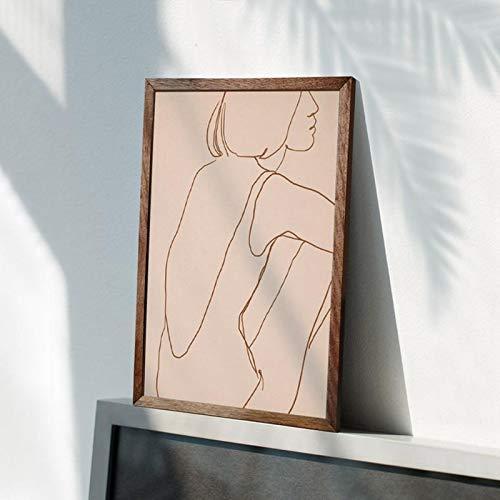Pareja beso cariñoso en pegatina de pared patrón de personalidad creativa dormitorio dormitorio fondo decoración pegatinas 58 x 60 cm