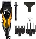 Cortapelos Cortapelos eléctrico Cortapelos Cortapelos multifuncional para hombres Cortapelos portátil Cortapelos inalámbrico para barba Set con 2 peines guía y (carga rápida USB)