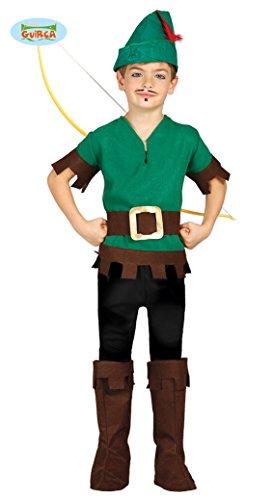 Guirca 81241 - Ladron del Bosque Infantil Talla 5-6 Años