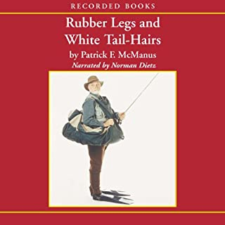 Rubber Legs and White Tail-Hairs audiobook cover art