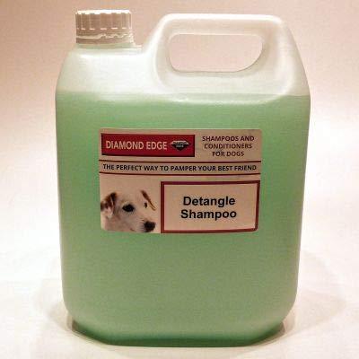 Diamond Edge Shampoing de toilettage pour chien 4 l