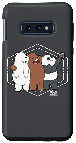 Galaxy S10e We Bare Bears Selfie Case