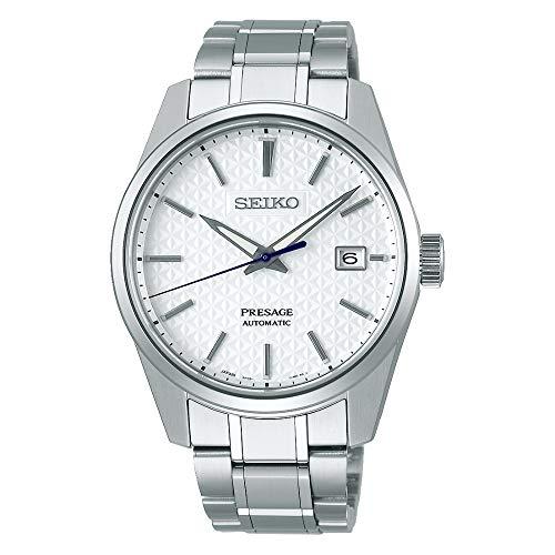 Reloj Seiko Presage The Edge Blanco SPB165J1
