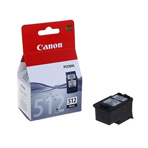 2969B001 - PG-512 Ink Cartridge Canon PG-512, Black, Pixma MP240, MP252, MP260, MP480, Inkjet