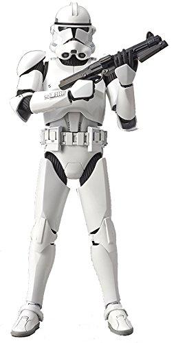 Bandai Hobby Star Wars 1/12 Plastic Model Clone Trooper 'Star Wars'