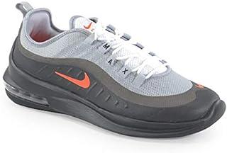 a0fe06c768 Tênis Air Max Axis Nike Cinza Preto Coral - AA2146-001
