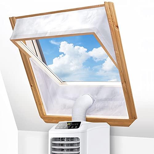 DIGIROOT Fensterabdichtung für Mobile...