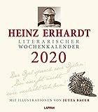 Heinz Erhardt ? Literarischer Wochenkalender 2020: Der Igel sprach zur Igelin ... - Heinz Erhardt
