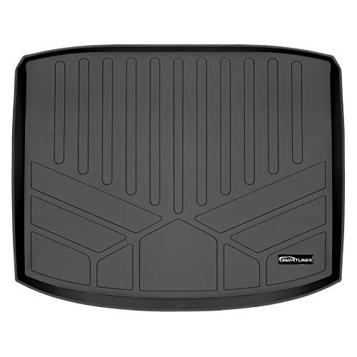 SMARTLINER Cargo Trunk Liner Floor Mat Black for 2017-2021 Honda CR-V - Liner fits Factory Cargo Deck in Lower Position