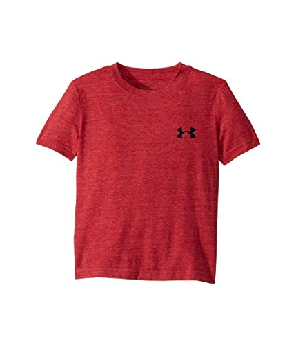 Under Armour Boys' Triblend T-Shirt, Red S20, 2T