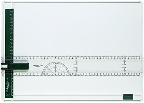 Faber-Castell Contura A3 calligrafia e tavolo da disegno con blocco