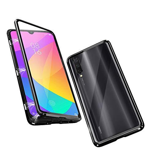 Funda para Xiaomi Mi A3 Adsorcion Magnetica Carcasa 360 Grados Protección Estuche...