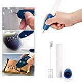 Electric Engraver Automatic Mini Engraving Pen Metal Wood DIY Carving Tool