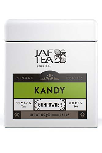 JAF TEA Single Region - Kandy Gunpowder - Dose