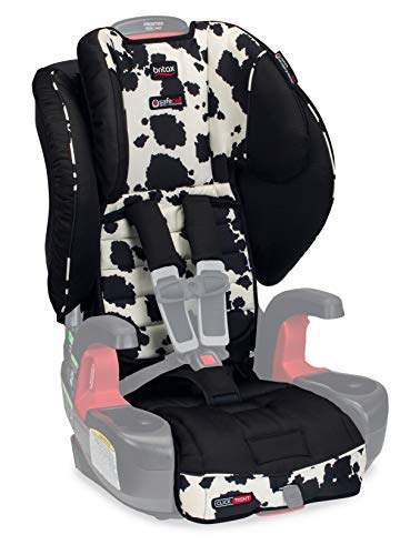 Britax Frontier ClickTight Harness-2-Booster Car Seat Cover Set, Cowmooflage
