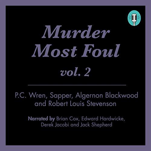 Murder Most Foul, Volume 2 audiobook cover art