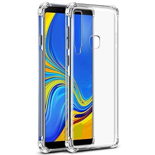 Capa Anti Shock e Pelicula de Vidro Samsung A9 2018 - A920