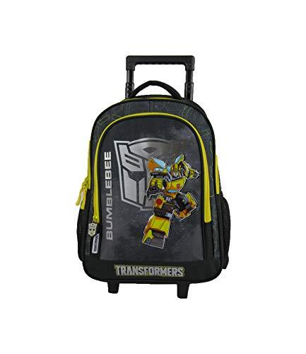 Bagtrotter Sac A Dos roulettes Noir-Transformers