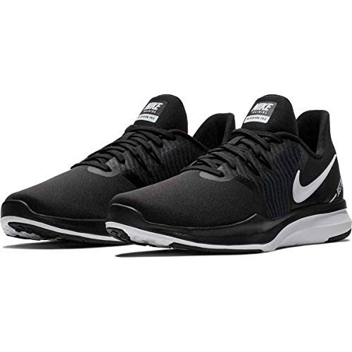Nike Women's in-Season TR 8 Training Shoes Black/White/Anthracite 6.5