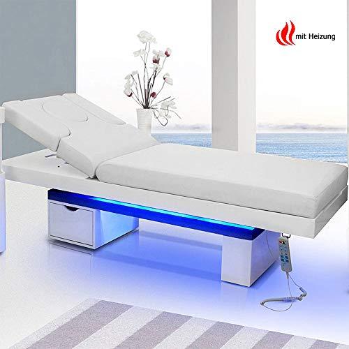 Eléctrica Camilla de masaje Wellness Camilla LED 003815h con calefacción
