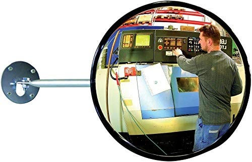 ABL universele spiegel rond 40 cm