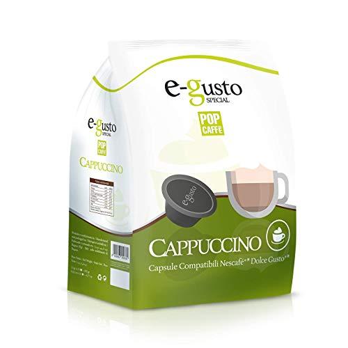 POP CAFFE' NESCAFE DOLCE GUSTO COMPATIBILE 48 CAPSULE CAPPUCCINO