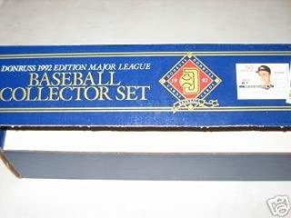 1992 Donruss MLB Baseball Cards Complete Factory Set (784 cards)