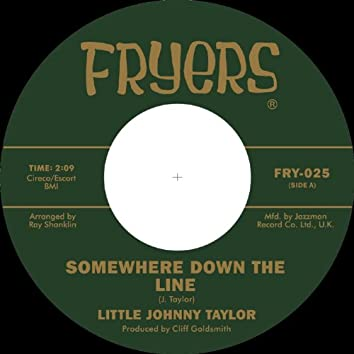 Somewhere Down the Line / What You Need is a Ball