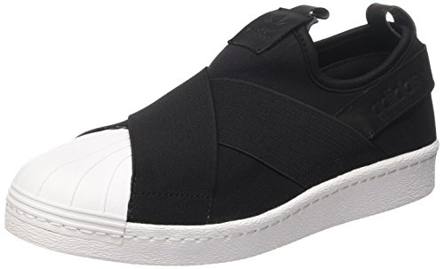 adidas Superstar Slipon, Zapatillas Unisex Niños, Negro (Core Black), 38 EU 🔥