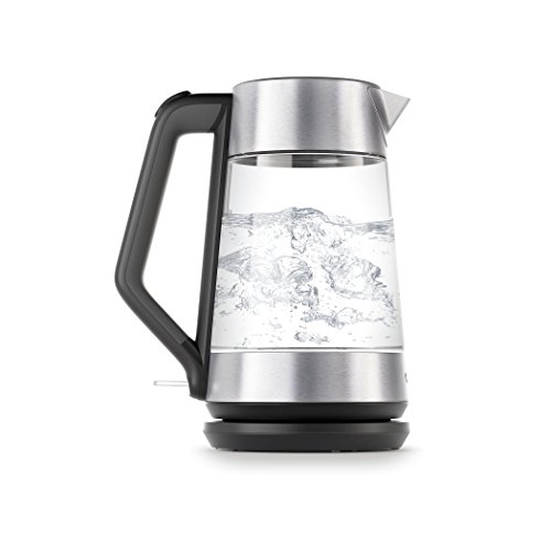 OXO BREW Cordless Glass Electric Kettle (Renewed)