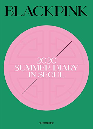 Blackpink – 2020 BLACKPINK's Summer Diary in Seoul DVD + Fotobuch + Extra Photocards Set