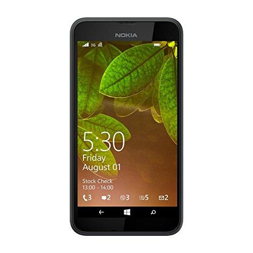 Nokia Lumia 5304GB grigio–Smartphone, SIM unica, Windows Phone, MicroSIM, GSM, WCDMA, Micro-USB)