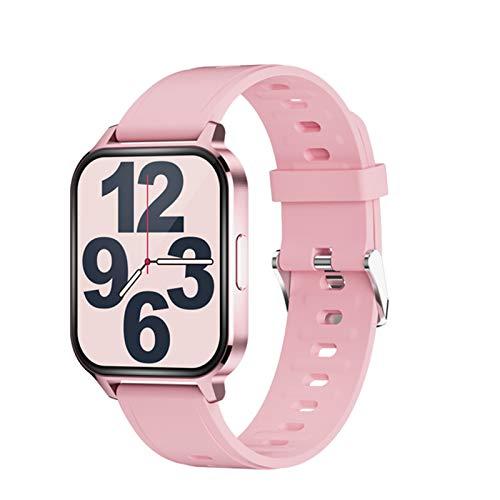 ZYDZ por Q18 Reloj Inteligente para Hombres y Mujeres IP68 Smartwatch IP68 Smartwatch con 24 Modos Deportivos 24h Ritmo cardíaco Montior Fitness Tracker DIY Fondo de Pantalla,H
