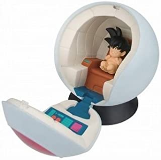 Lottery Dragon Ball Z ~ Saiyan invasion Hen ~ A prize Round spacecraft and Goku most