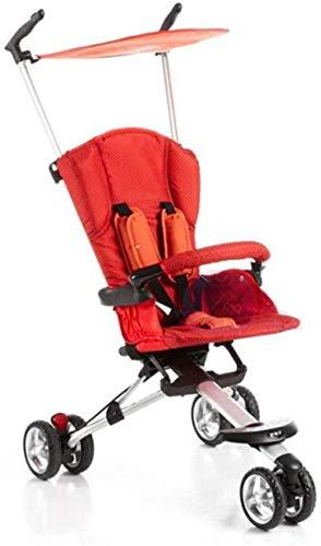Landaus Poussette Baby Sit Reclining Lumière Pliant 0-3 Ans Bébé Enfant Facile à Transporter Fournitures pour bébé ( Color : C )